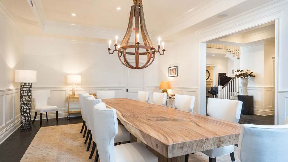 Add A Design Twist With The Right Dining Table