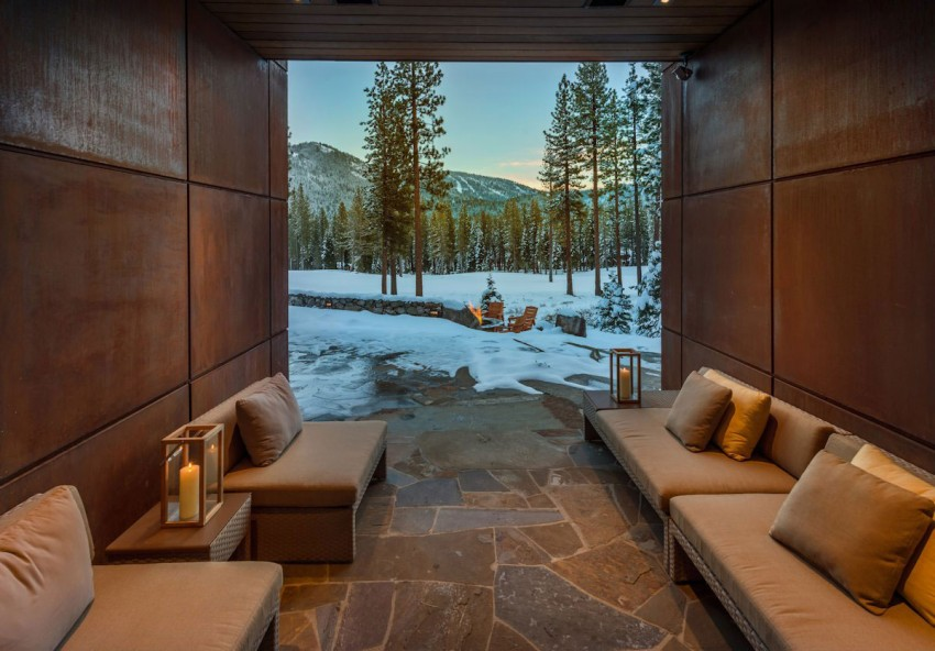 Outdoors Living During the Winter Season